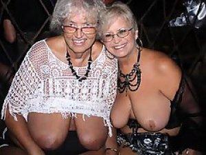 Spy mature porn